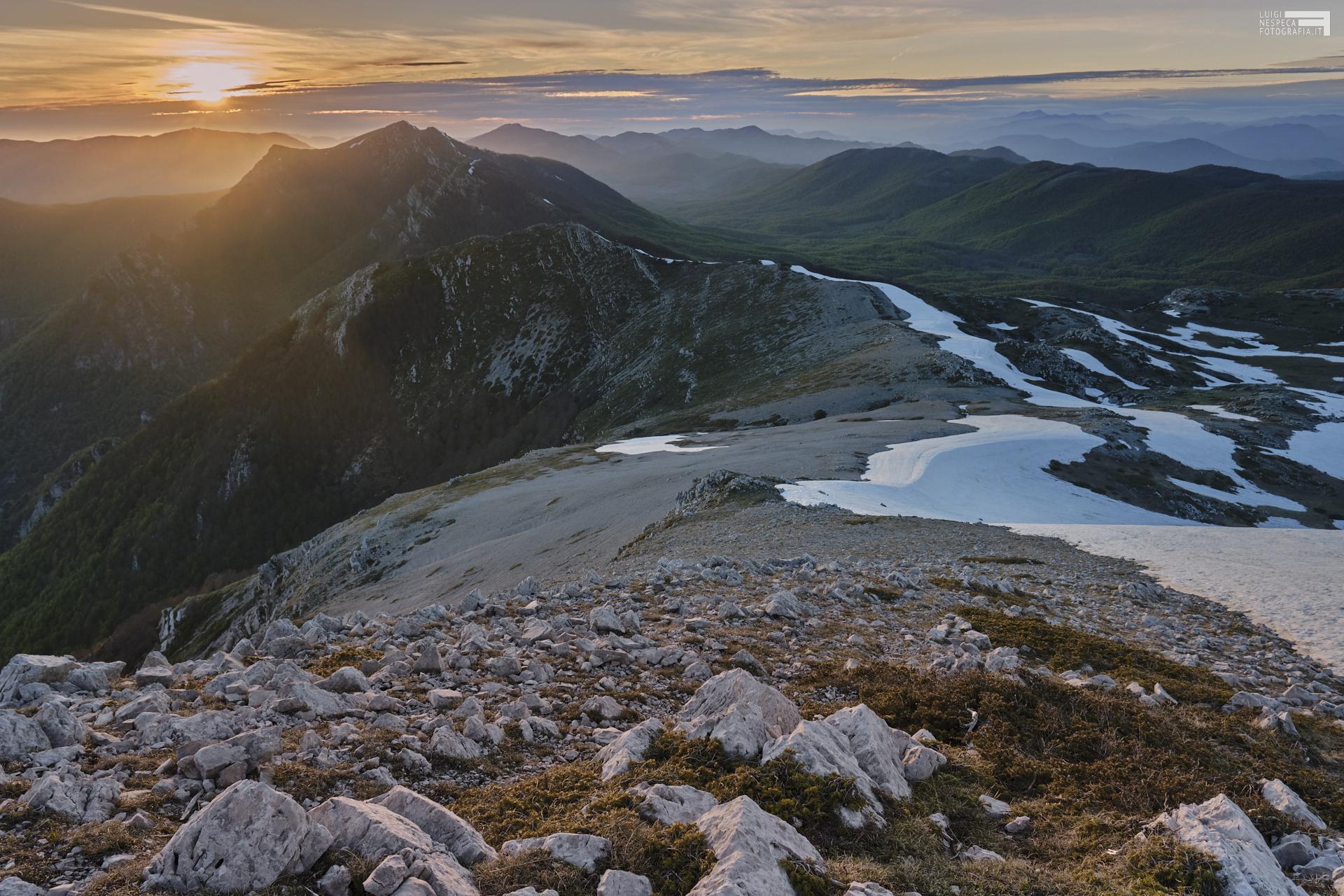Maggio 2021 - Il Campo del Ceraso ed il Monte Tarino - Monti Simbruni