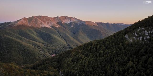 Ottobre 2020 - Il Monte Viglio da Campo Saffi - Monti Simbruni - Cantari