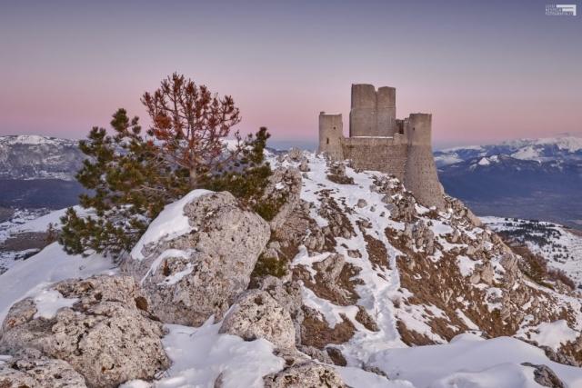 Gennaio 2021 - Rocca Calascio - GRAN SASSO