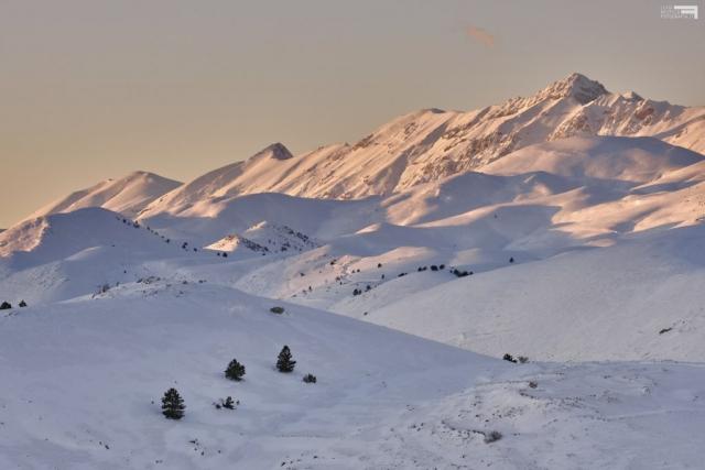 Gennaio 2021 - Pizzo Cefalone da Rocca Calascio - GRAN SASSO