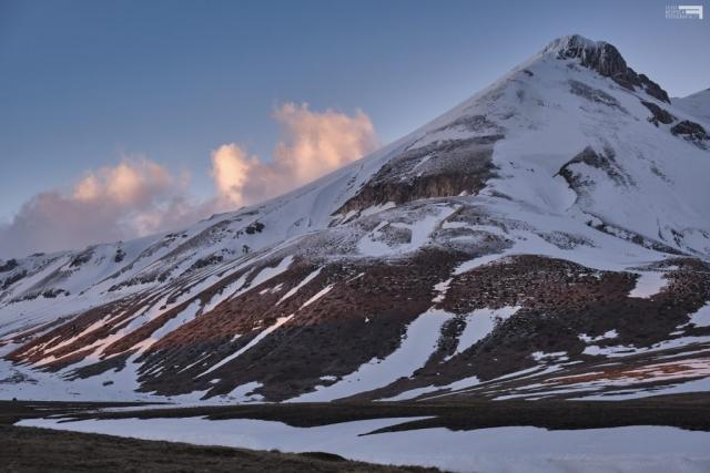 Febbraio 2021 - Monte Camicia - Campo Imperatore - GRAN SASSO