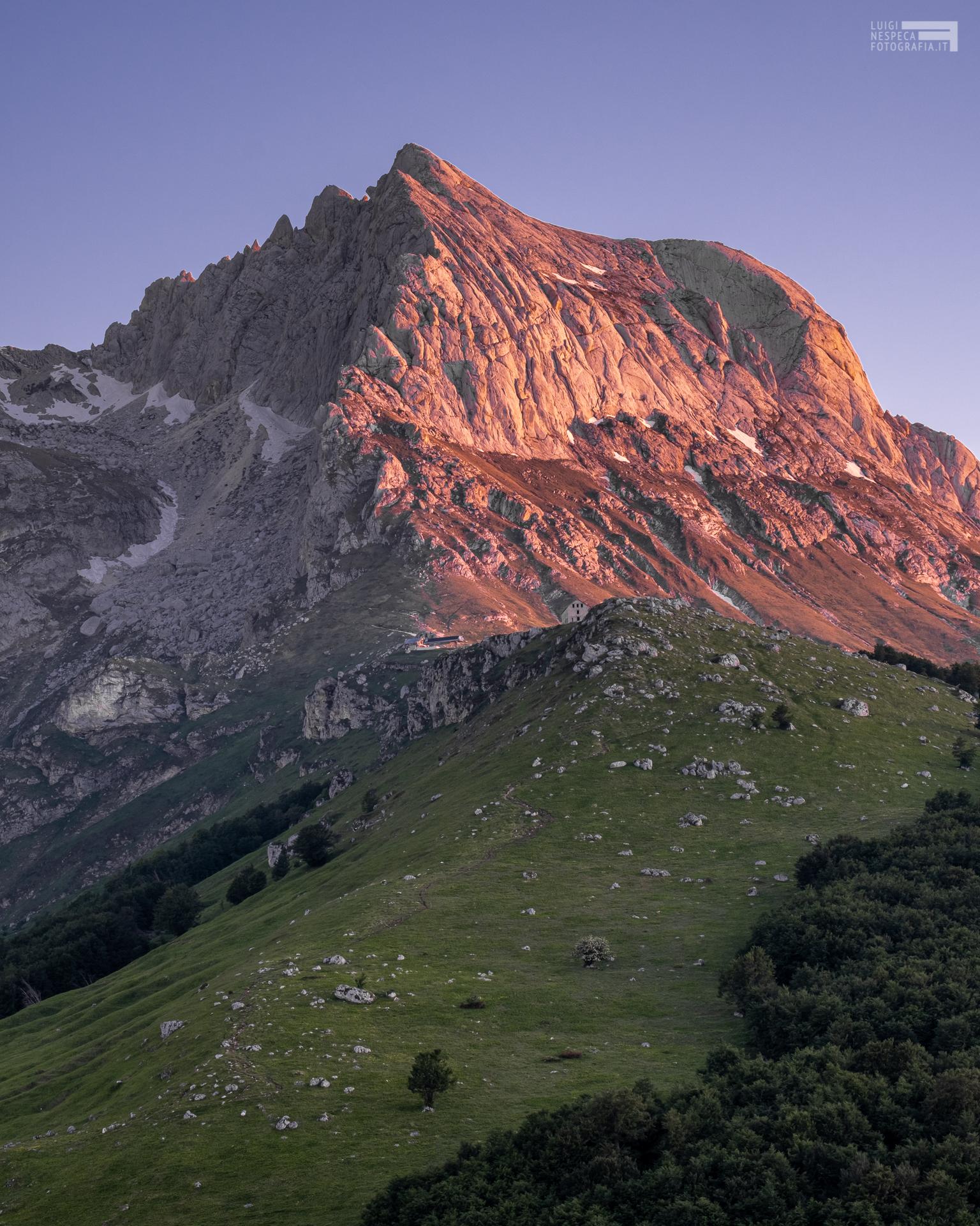 Giugno 2020 - Corno Piccolo da Cima Alta - Prati di Tivo - GRAN SASSO