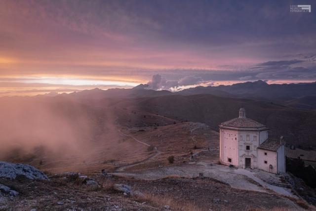 Agosto 2020 - Santa Maria della Pietà - Rocca Calascio -GRAN SASSO